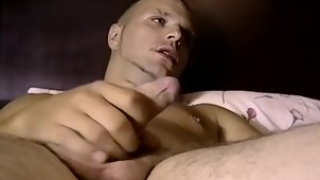 Amateur Gays First Time Tagged Jason Jerks His Pole