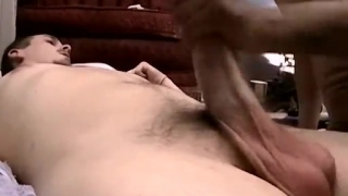 Amateur sissy traps movietures gay first time Jay arrives to masturbate