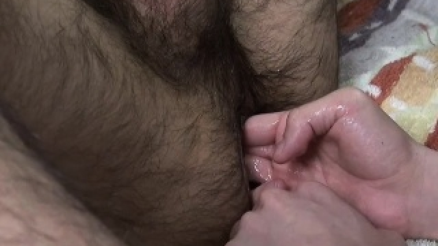 Asian Twink Fucks Ass