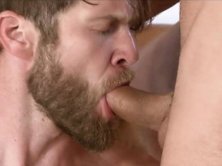 Attractive Bearded Stud Needs A Thick Pecker In His Bunghole Big Cocks XXX Gay Porn Tube Video Image