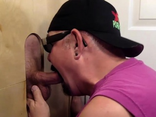 Back Again Blown Again At Gloryhole Glory Holes XXX Gay Porn Tube Video Image