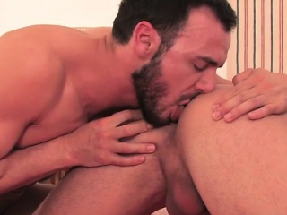 Big dick gay anal sex and cumshot Asslick XXX Gay Porn Tube Video Image