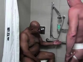 Black bear and mustache Fat Gays XXX Gay Porn Tube Video Image