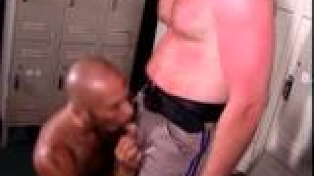 Buffed Gays Sucking Each Other Off