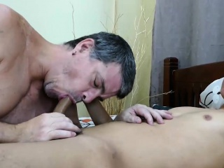 Daddy Fucks Asian Boy Arjo Raw