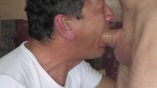 Deepthroat Blowjob Cum Swallow