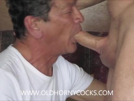 Deepthroat Blowjob Cum Swallow Gay XXX Gay Porn Tube Video Image