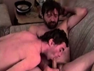 Dirty redneck getting rimjob session Vintage XXX Gay Porn Tube Video Image