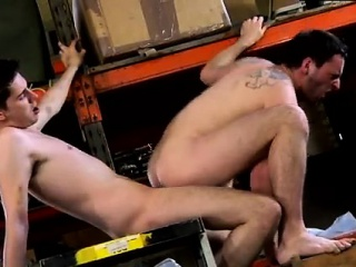 Free  Western Gay Porn Movietures Working In A Warehouse Can Amateur XXX Gay Porn Tube Video Image