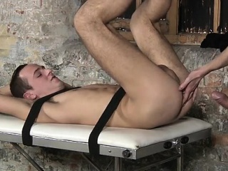 Gay armpit bondage They're perfectly matched for some mansti BDSM XXX Gay Porn Tube Video Image