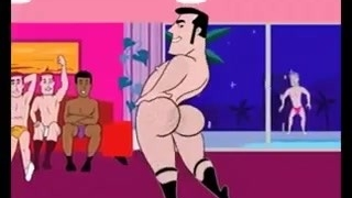 Gay Cartoon – The Twist