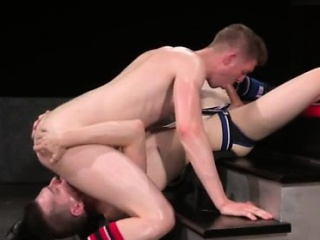 Gay kiss and fist porn ass fisting with feet pics Axel Abyss Asslick XXX Gay Porn Tube Video Image