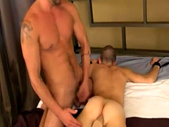 Gay men having rough sex in the bedroom movietures His