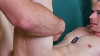 Gay Muscly Soldiers Bathroom Group Anal Big Dongs
