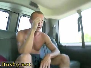 Hairy hung hunks camping with uncle camping gay Ass To Fuck On The BaitBus Gay XXX Gay Porn Tube Video Image