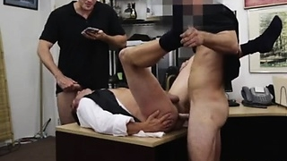 Hunk men crossdressing gay first time Groom To Be, Gets Anal