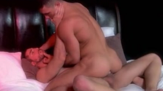 Leo Domenico And Marco Rubi In Deep Intention