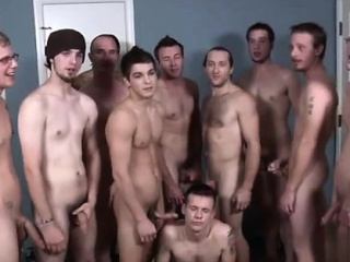 Male cock with hair on cumshots images and gay porno star cu Bukkake XXX Gay Porn Tube Video Image