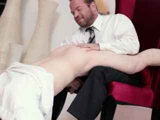 Mormon hunk gets spanked Bears XXX Gay Porn Tube Video Image