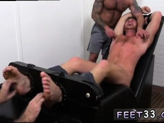 movie of man feet gay porn photos Connor Maguire Jerked & Ti BDSM XXX Gay Porn Tube Video Image