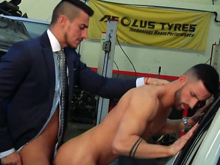 Muscle Boy Rimming With Cumshot Asslick XXX Gay Porn Tube Video Image