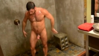 Muscle daddy awesome fuck