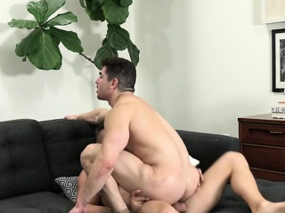 Muscle jock domination with cumshot Cumshot XXX Gay Porn Tube Video Image