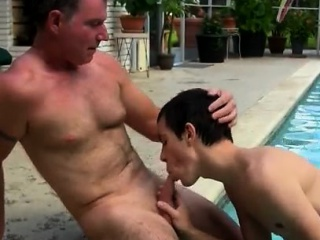 Naked erect gay twinks Brett Anderson is one fortunate daddy Daddies XXX Gay Porn Tube Video Image
