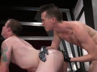 Nude Male Models Then They Have Gay Sex Videos In An Acrobat Fisting XXX Gay Porn Tube Video Image