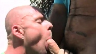 Older men stroking public gay Hot public gay sex