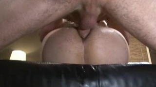 Older TOP Young BTTM Brutal Rough BB FUCK
