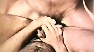 Outdoor muscles show before the anal sex lesson for beginner