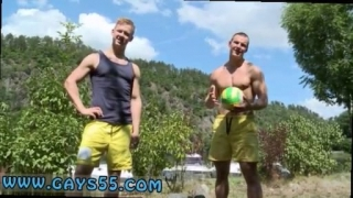 Penis suck gay sex video gallery Public Anal Sex And Naked VolleyBall!