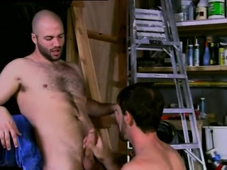 Sex gay small years first time David Likes His Men Manly!
