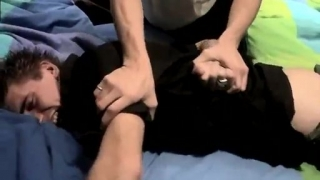 Spanked in jockstrap gay xxx Kelly Beats The Down Hard