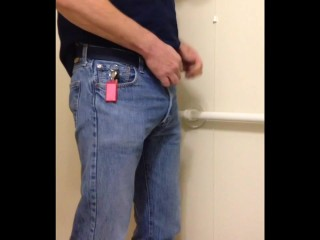 spied on dad takin a piss Daddy XXX Gay Porn Tube Video Image