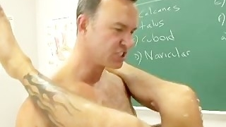 Teacher gives student real education