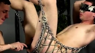Teen age gay sex movies about sucking breast Filled With Toy