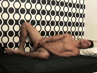 Teen boy Fox fingers and wanks alone Solo XXX Gay Porn Tube Video Image