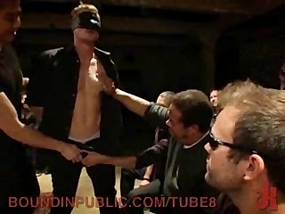 The Meet and Gangbang Fetish XXX Gay Porn Tube Video Image