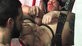 Tony Duque and Aitor Crash gay hardcore part6