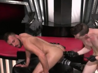 Two military men having gay sex Aiden Woods is on his back a Military XXX Gay Porn Tube Video Image
