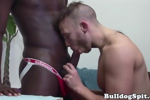 Underwear Jock Interracially Ass Fucked Hard Gay XXX Gay Porn Tube Video Image